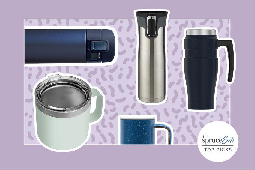 Insulated Travel Mugs
