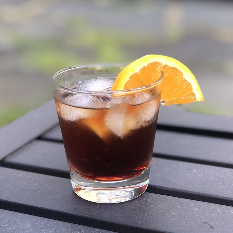 The Negroni Cocktail Tester Image