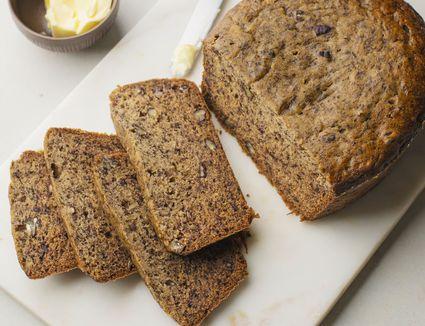 Easy crock pot banana bread recipe