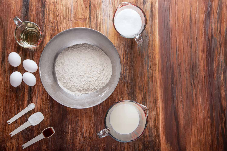 White Cake Recipe
