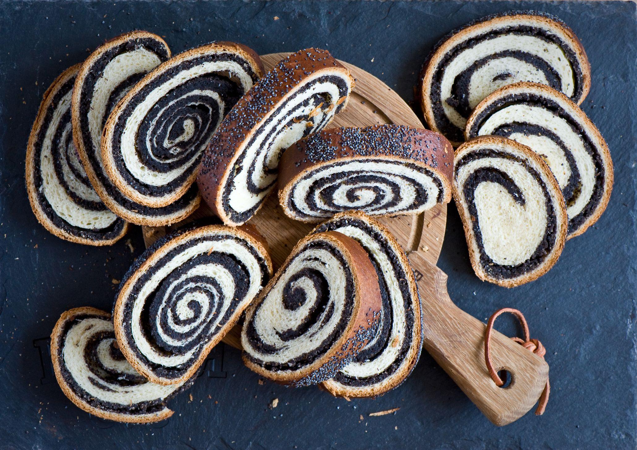 Makowiec- Poppy seed roll