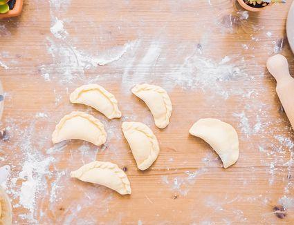 Uncooked Empanadas