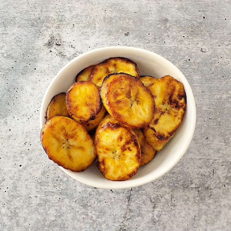 Fried Ripe Plantains Tester Image