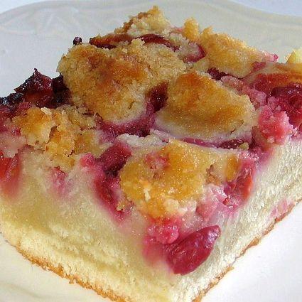 Krystyna's Polish Buttermilk Crumb Cake