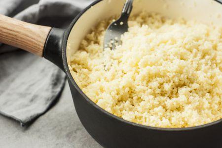 Basic Three Ingredient Couscous Recipe