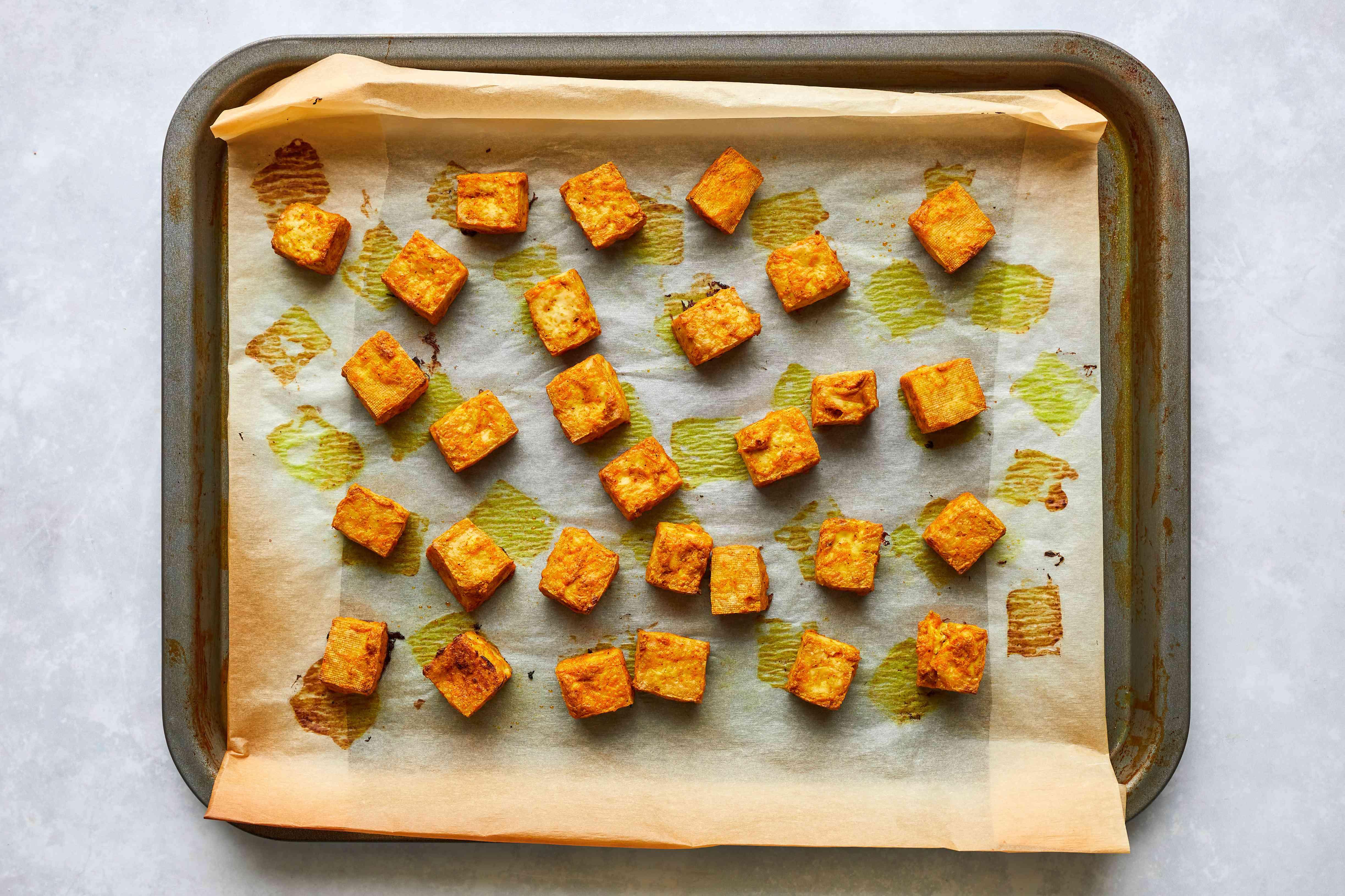 Bake tofu