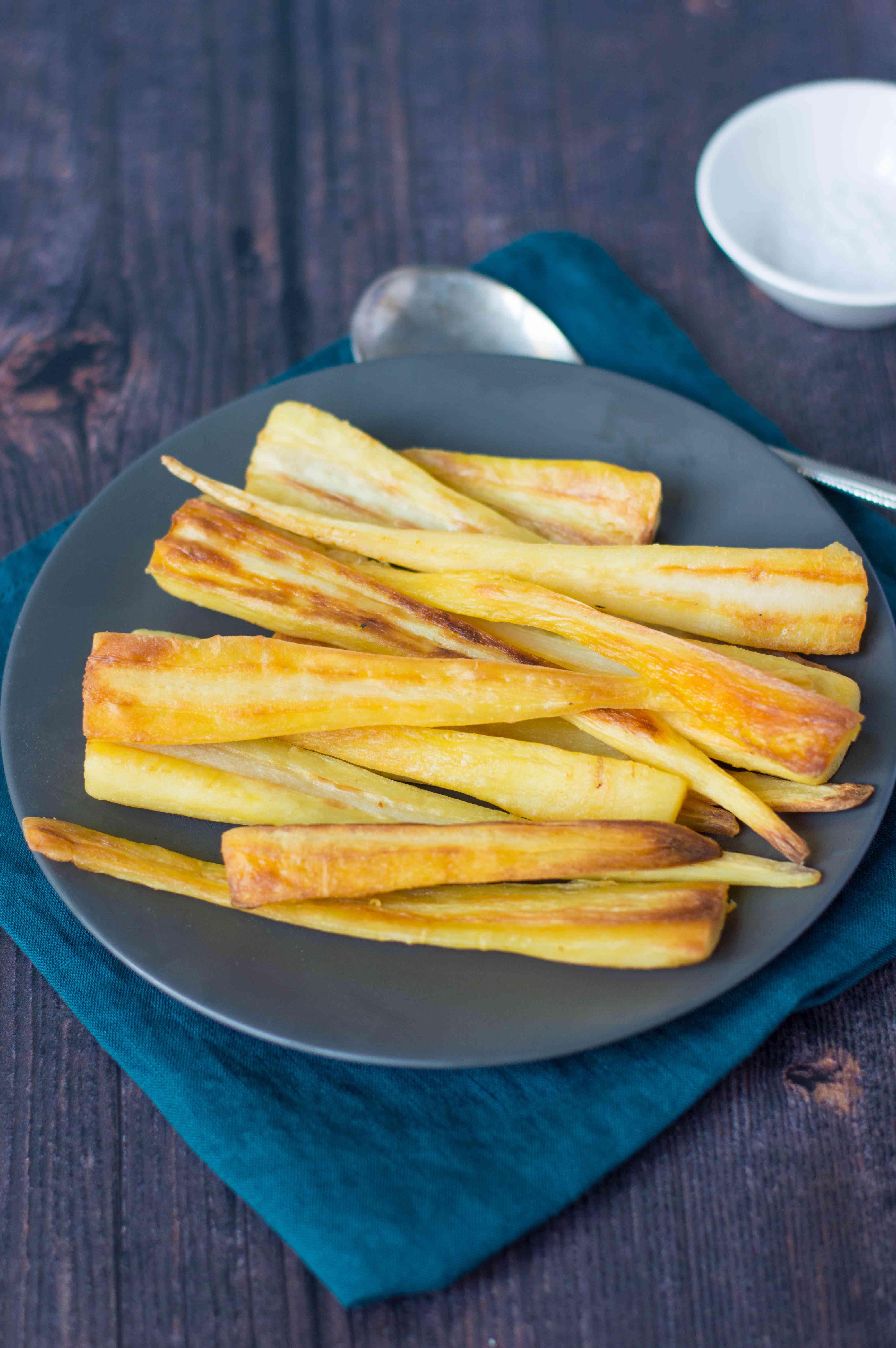 Sweet Roasted Parsnips Recipe