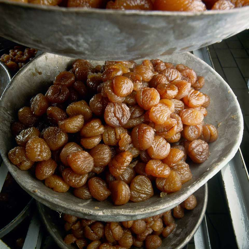 Italian-Style Candied Chestnuts