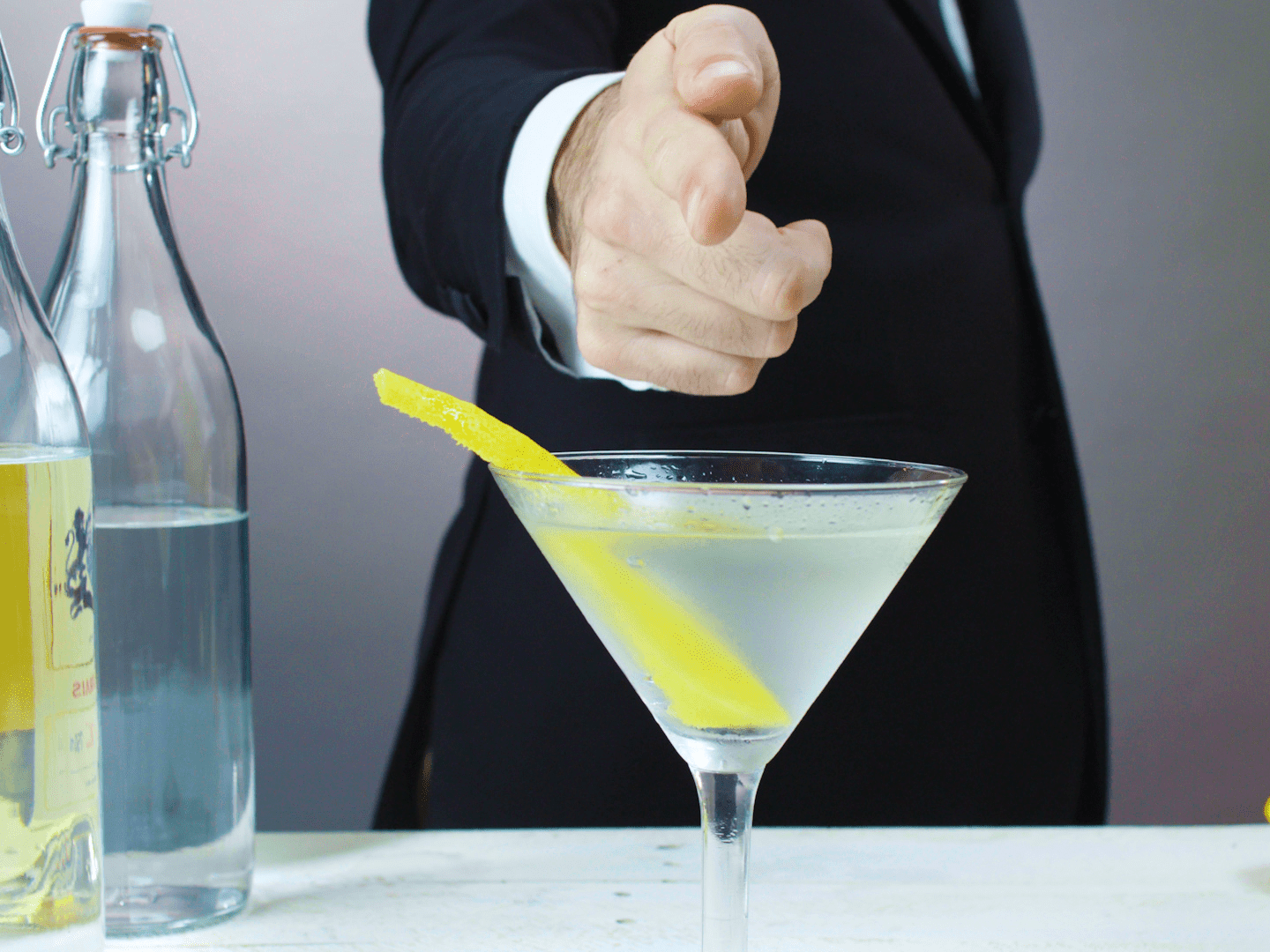 What Does James Bond Drink?