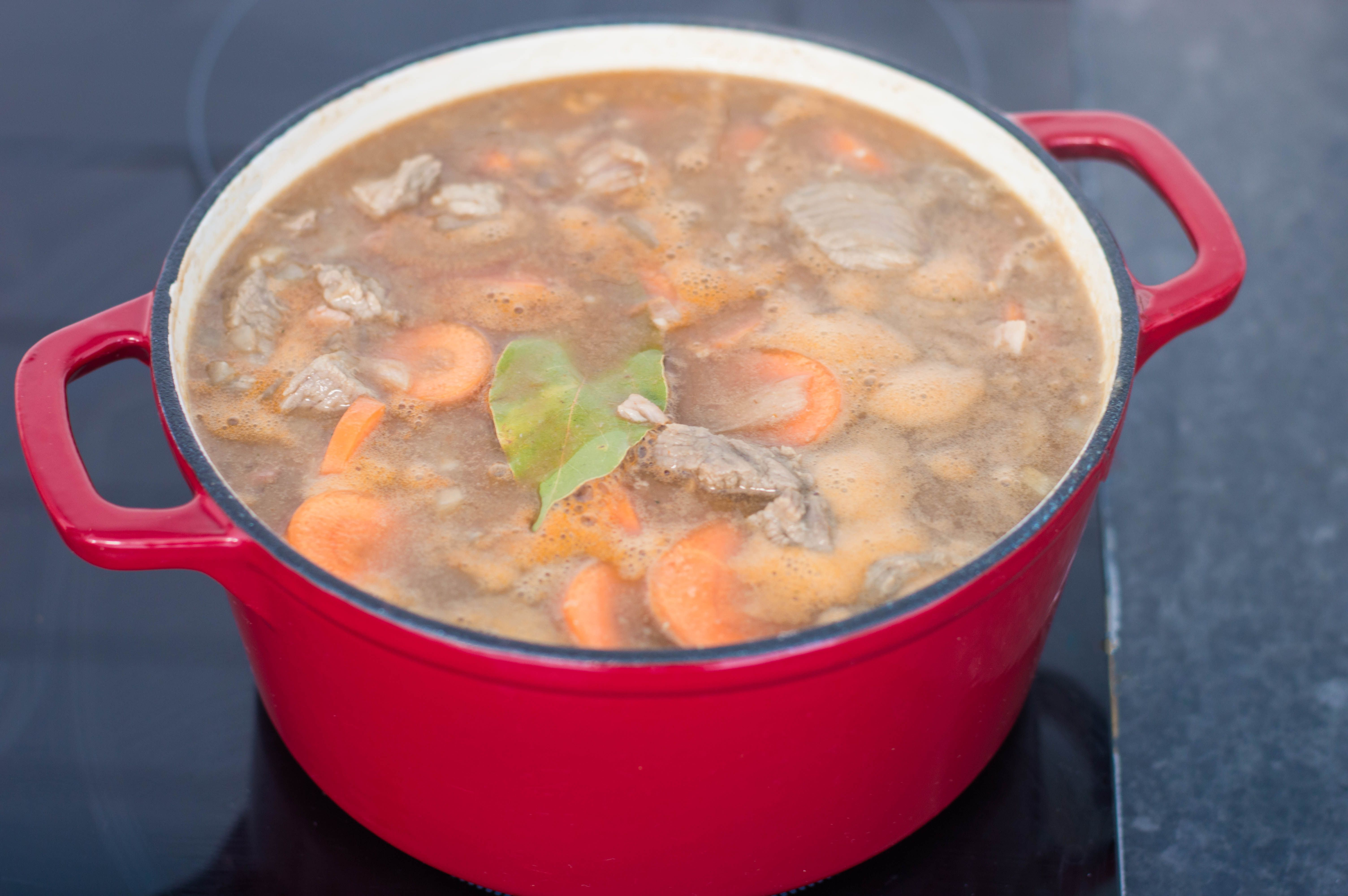 Beef and Guinness Stew Recipe