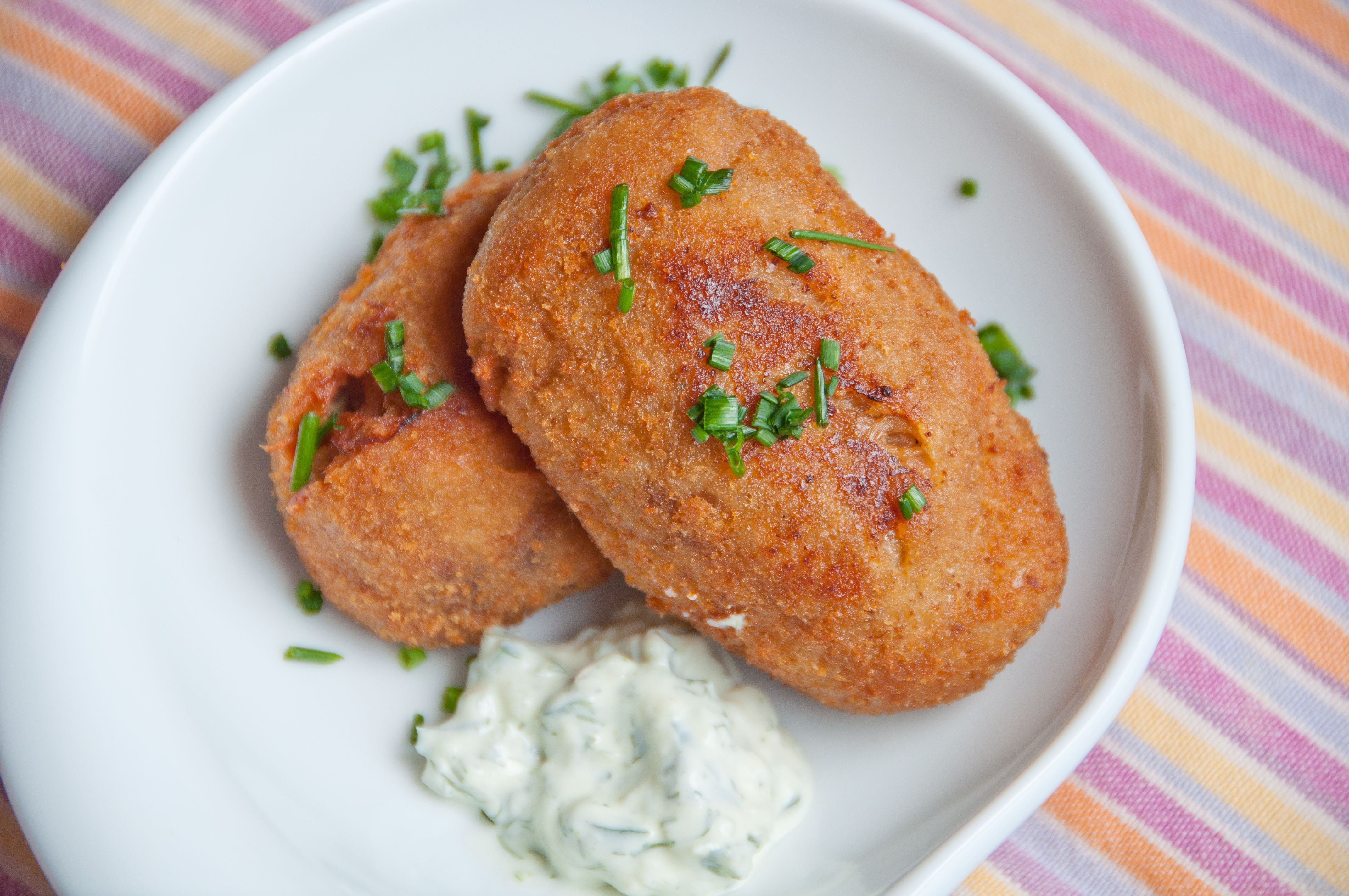 how to cook croquettes in the oven