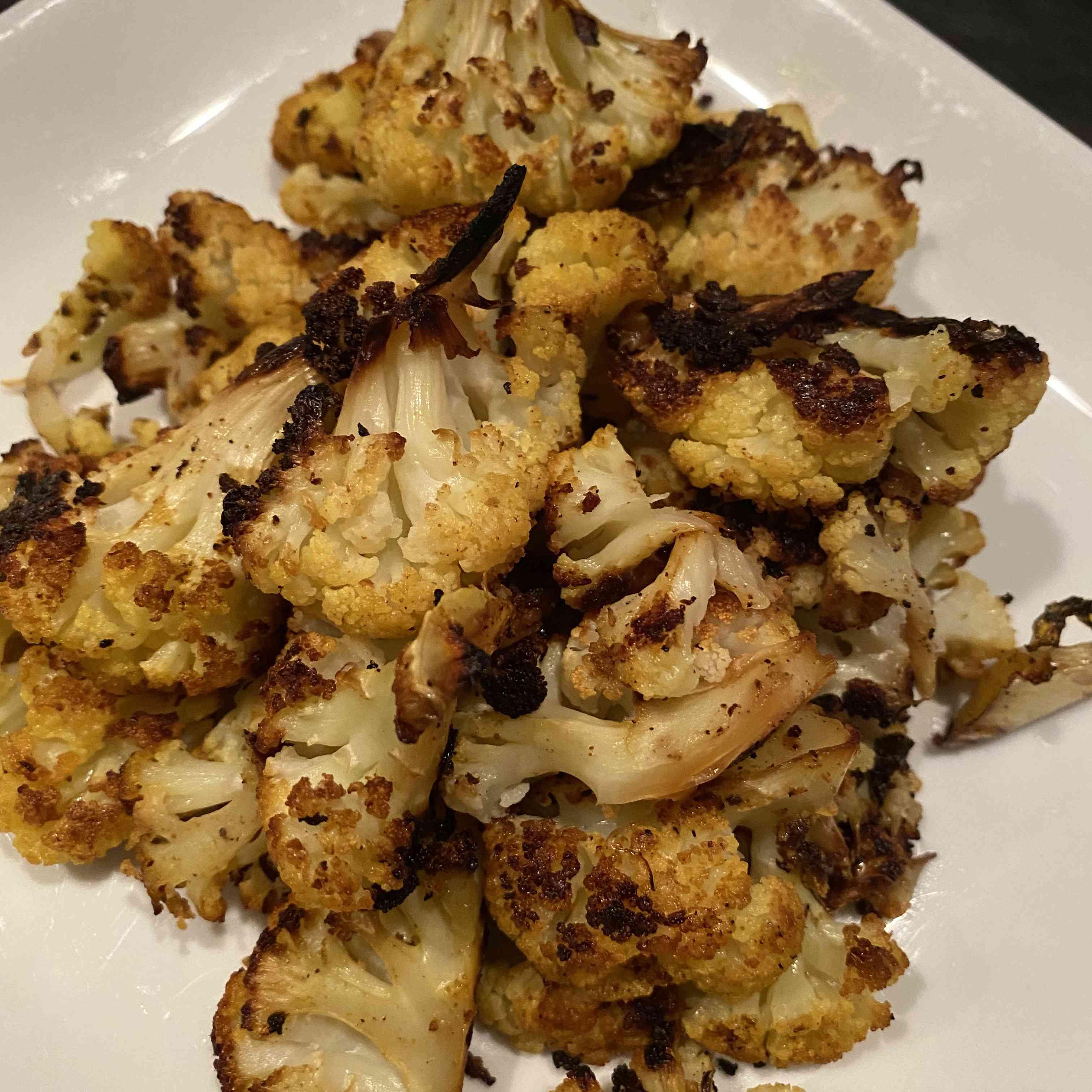 Roasted Cauliflower Tester Image