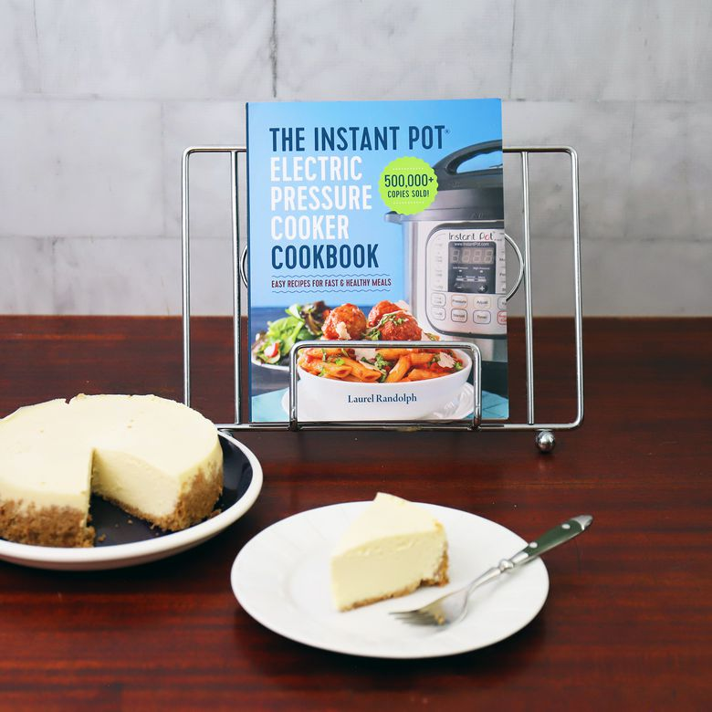 'The Instant Pot Electric Pressure Cooker Cookbook'