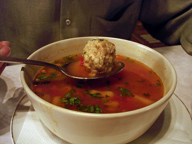 Romanian culture food