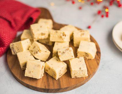 White chocolate cream cheese fudge recipe