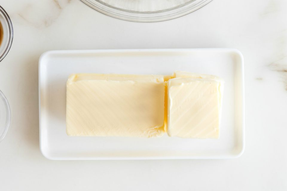 Close up of butter