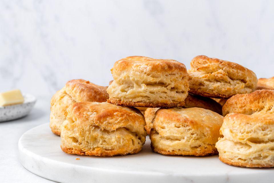 Make-Ahead Buttermilk Biscuits