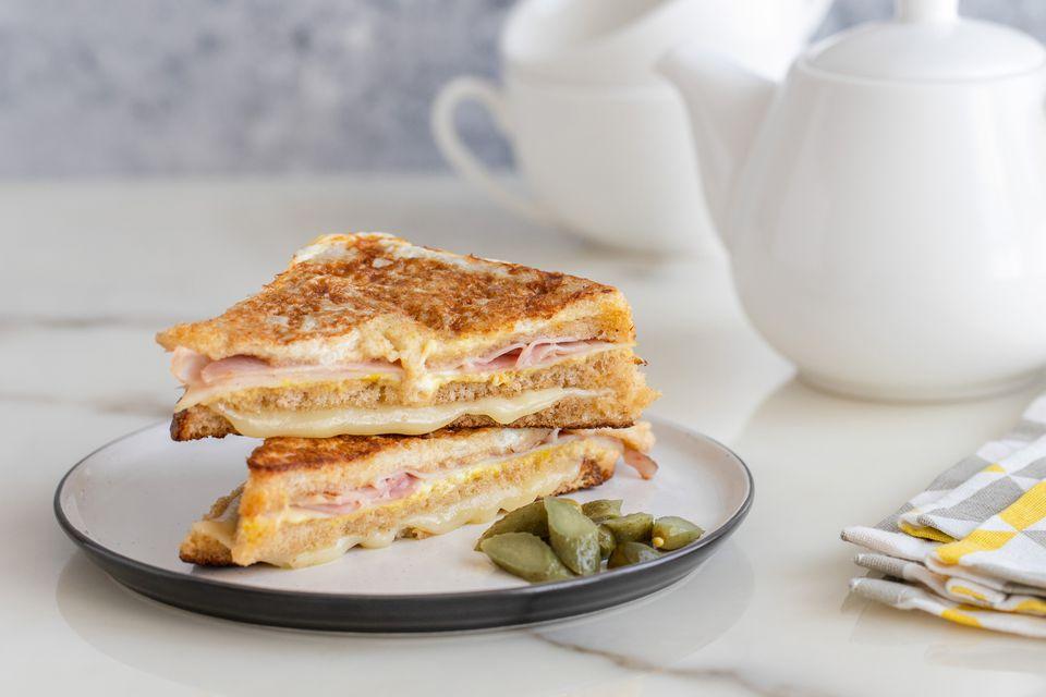 Sandwich Monte Cristo clásico
