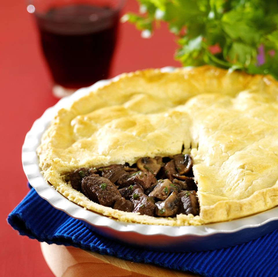 Canadian Tourtiere