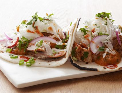Bobby Flay Fish Tacos