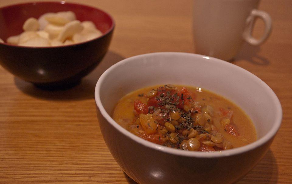 Dhal Lentil Stew