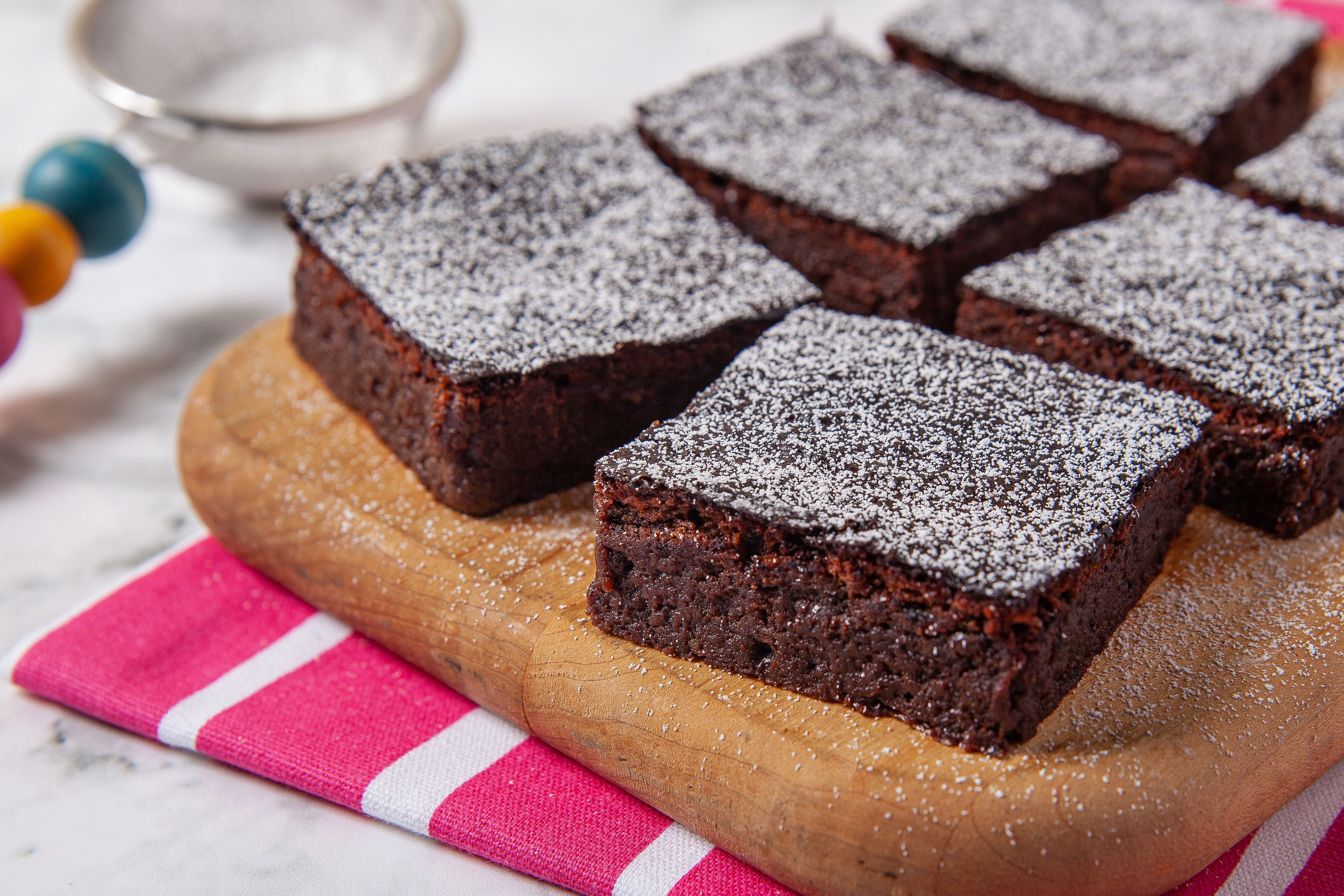 To Make the Most Decadent Chocolate Brownies, Skip the Flour