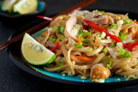 Pad Thai Sauce Recipe With Tamarind