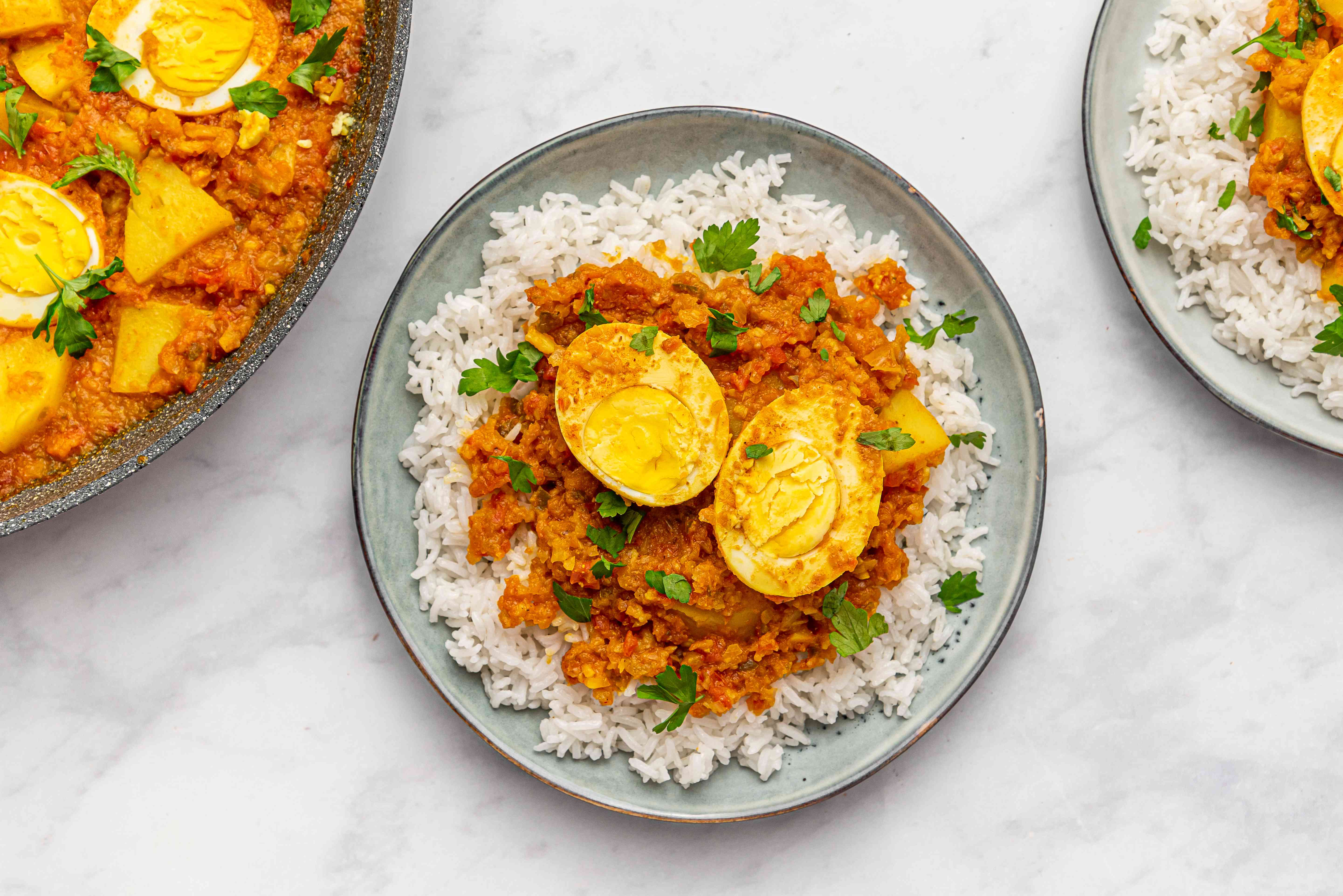 Egg Curry (Andey Ki Curry)