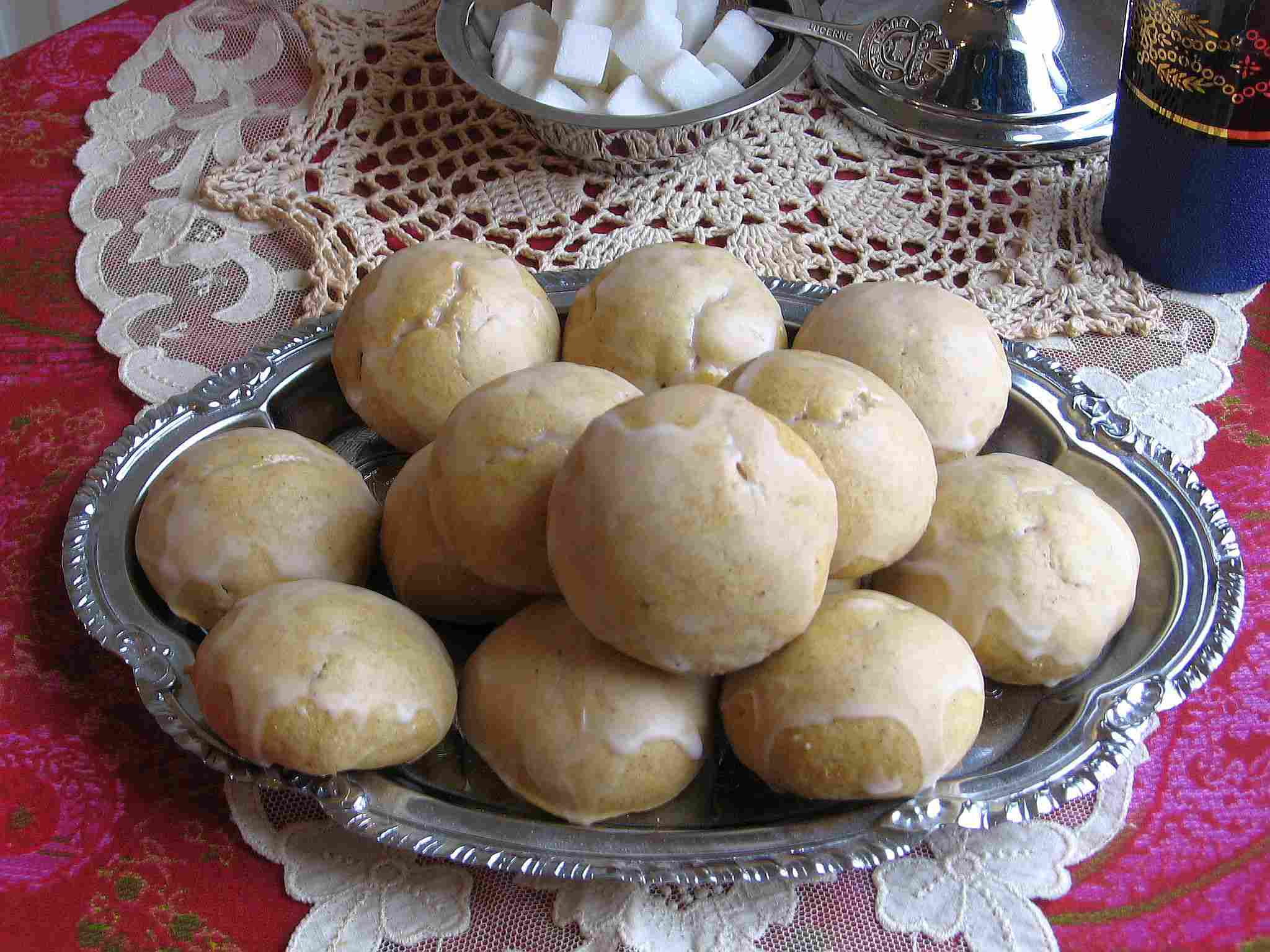 Eastern European Christmas Cookie Recipes By Country