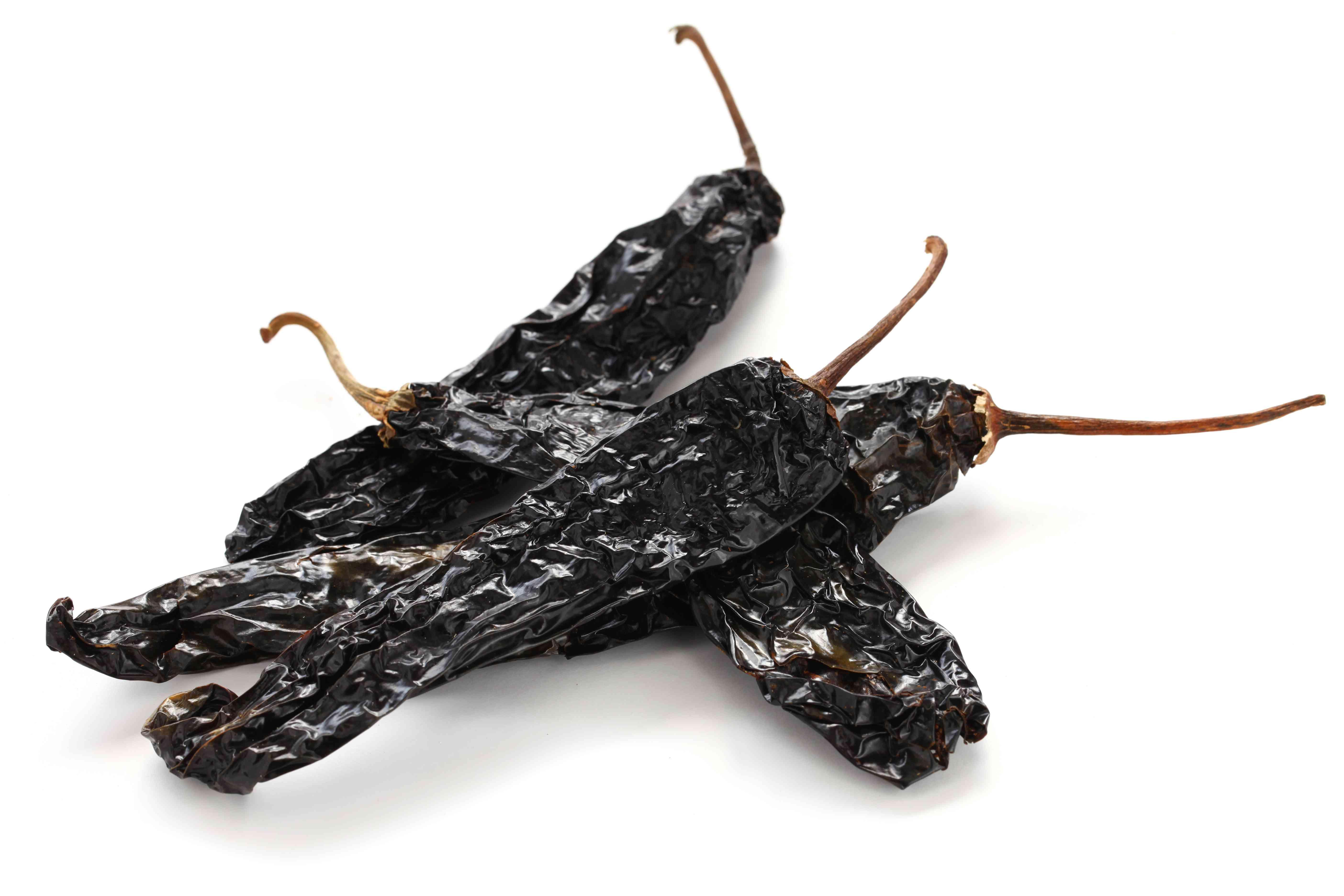 Dried Pasilla Chile Pepper