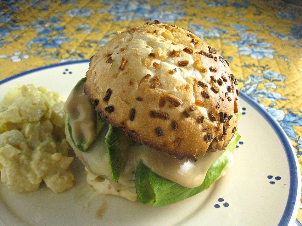 Wild Rice Gourmet Burgers