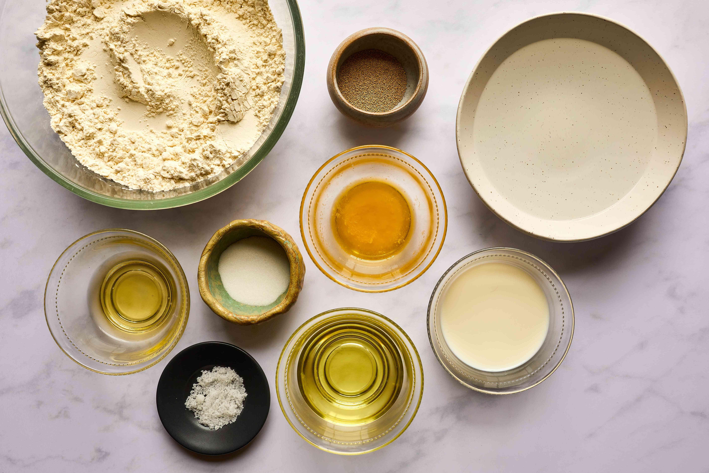Round White Bread ingredients