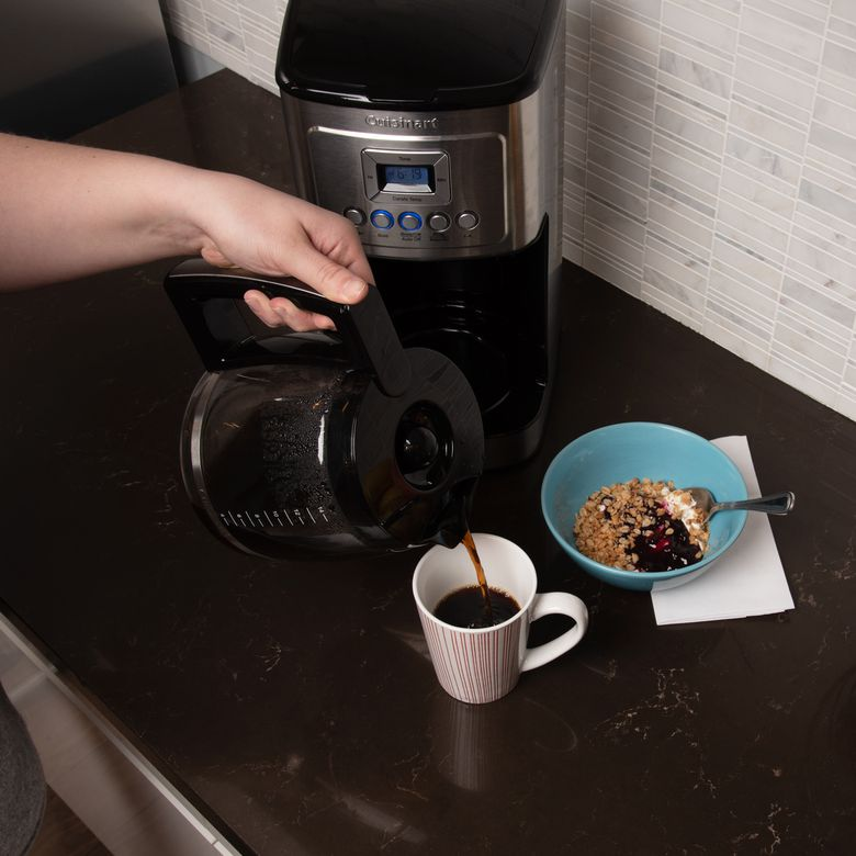 Cuisinart 14-Cup Programmable Coffeemaker Review: A Workhorse Machine