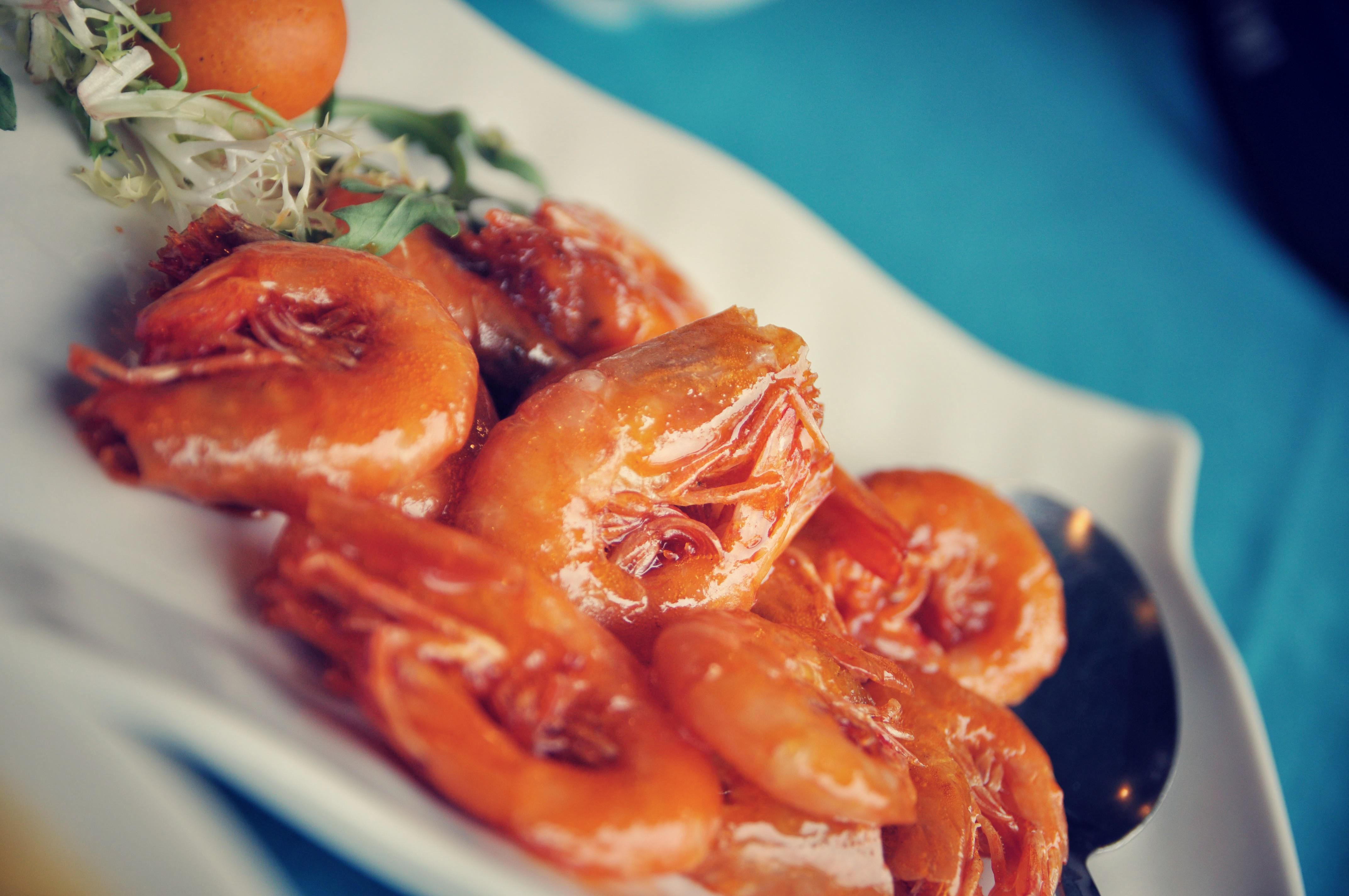 Feng Shui Sweet and Sour Shrimp Recipe
