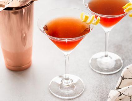 Apricot Pie Cocktail (aka Bacardi's Naked Lady Cocktail)