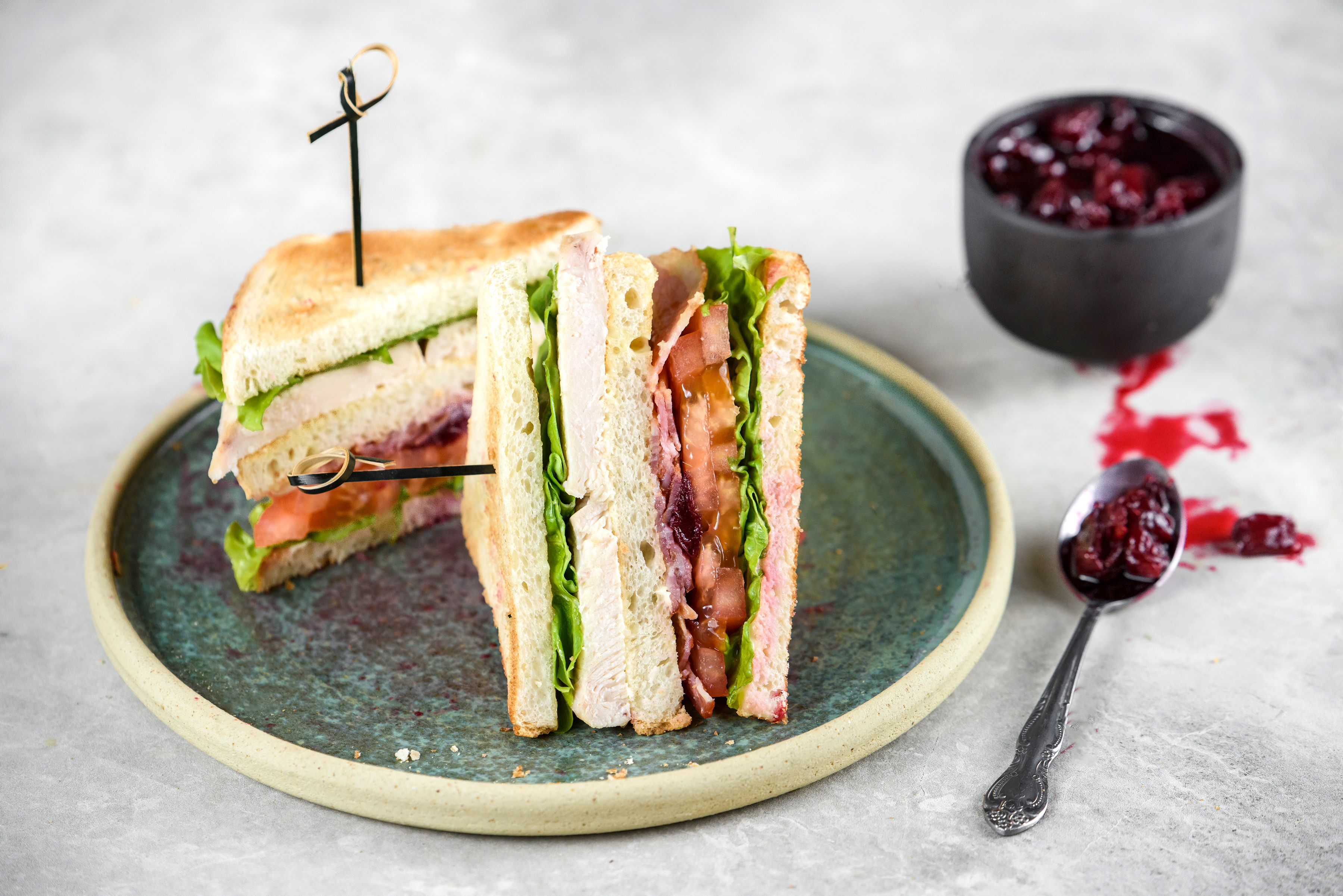 Make the World's Greatest Turkey Club With 7 Ingredients