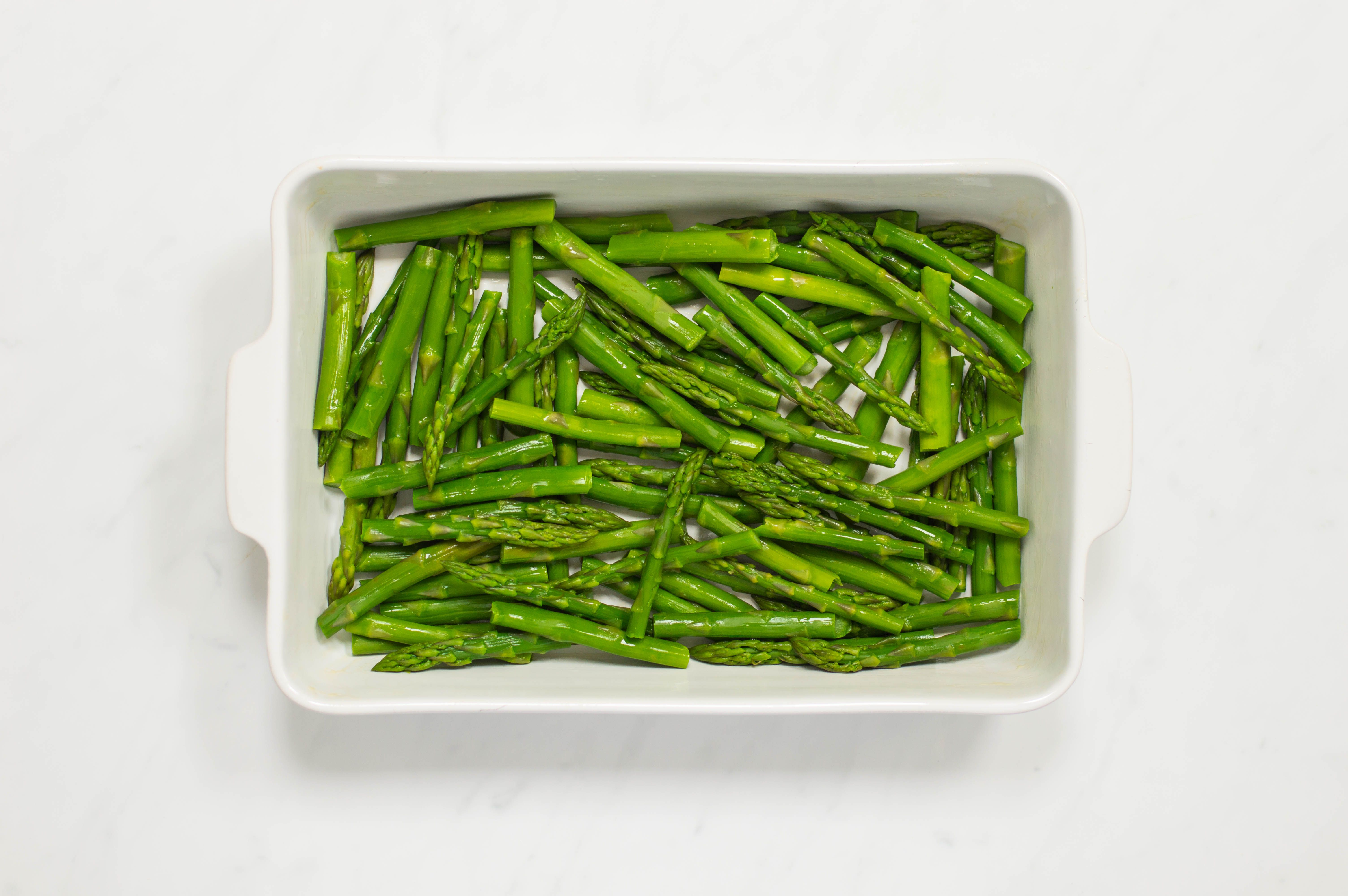 Scalloped Asparagus Casserole recipe