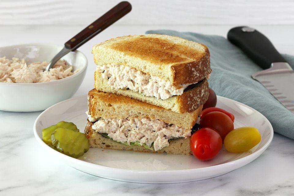 chicken salad sandwich spread