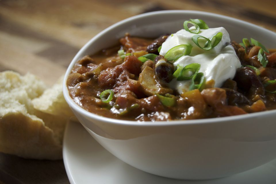 Jamaican Jerk Rum Chili