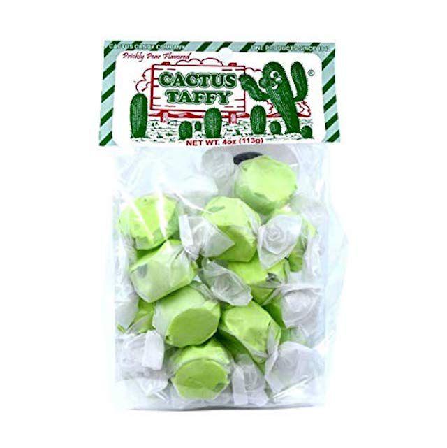 Cactus Candy Company Prickly Pear Taffy