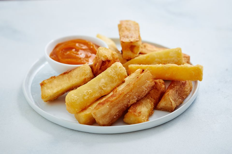 South American Yuca Fries (Yuca Frita) Recipe