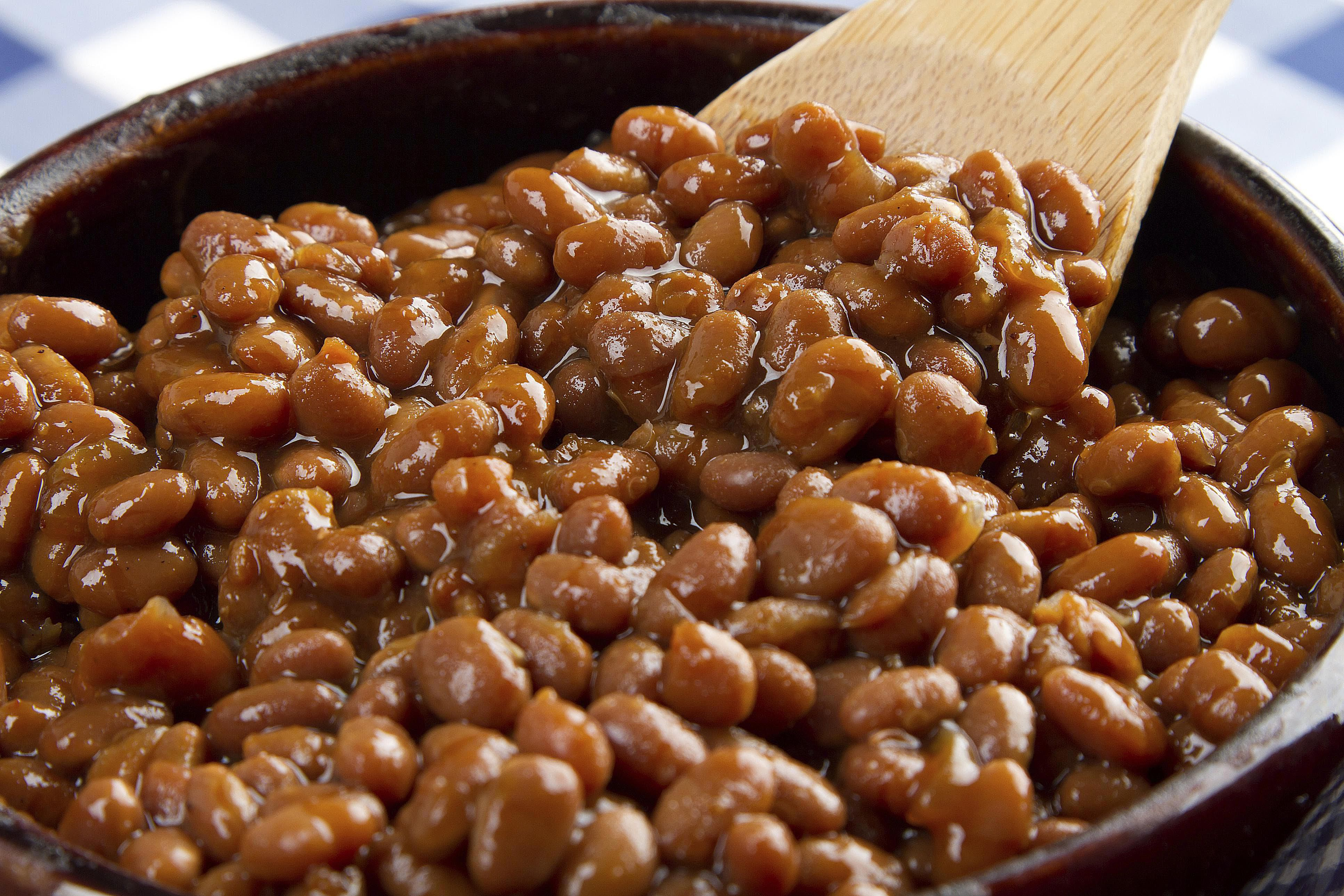 Carolina-style Barbecue Beans