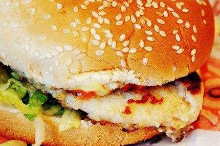 Bondi Portugese Chicken Burger