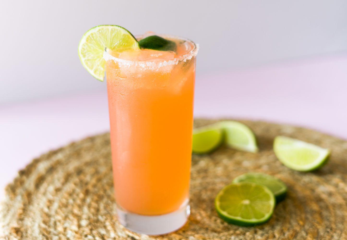 Squirt Soda Mexique