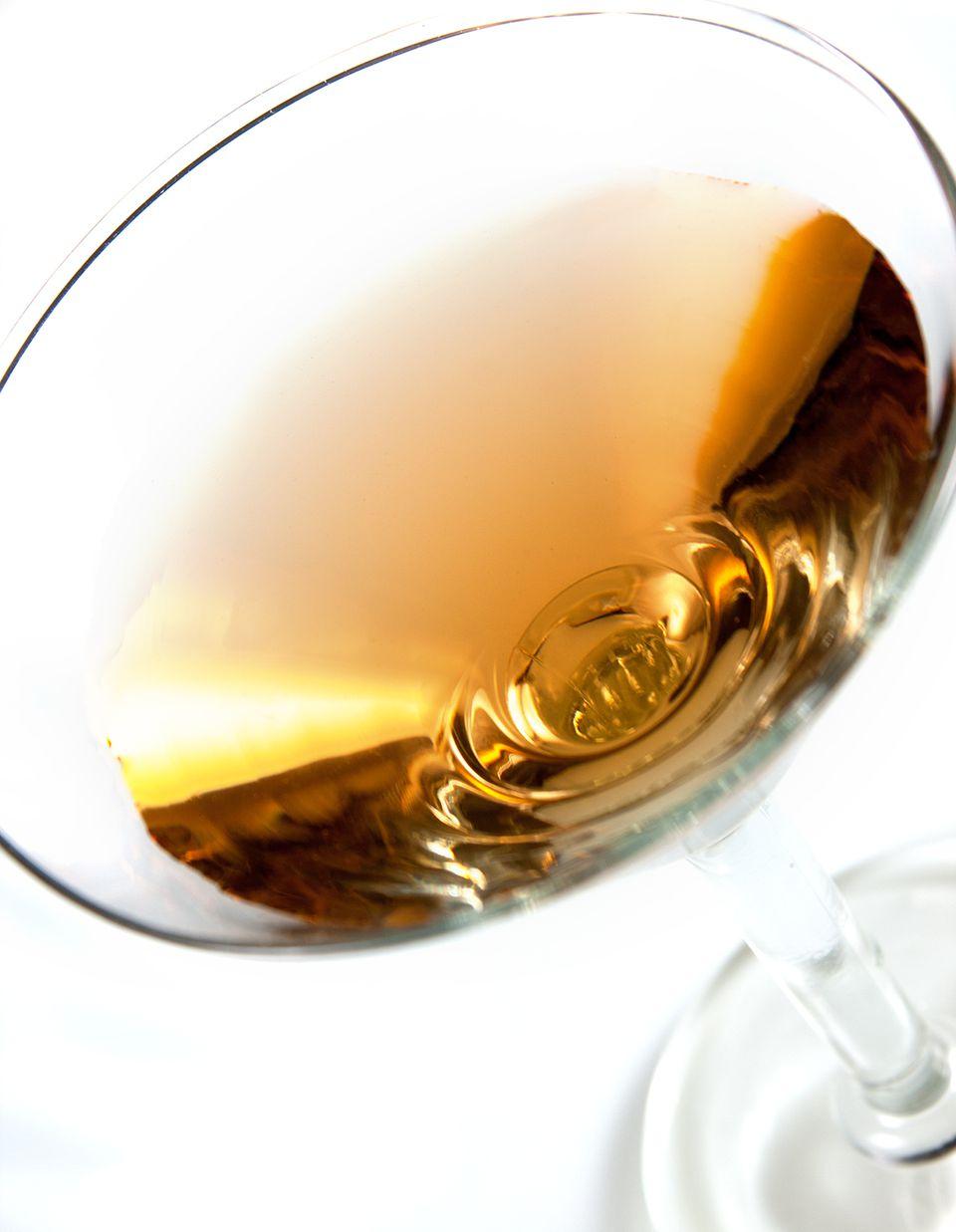 Haciendo el Martini perfecto