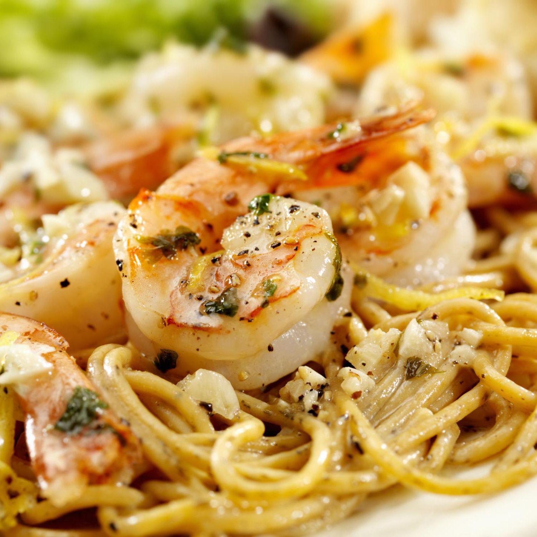 Italian American Shrimp Scampi Recipe