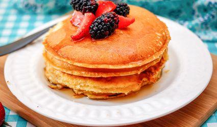 Dairy-Free Pancakes