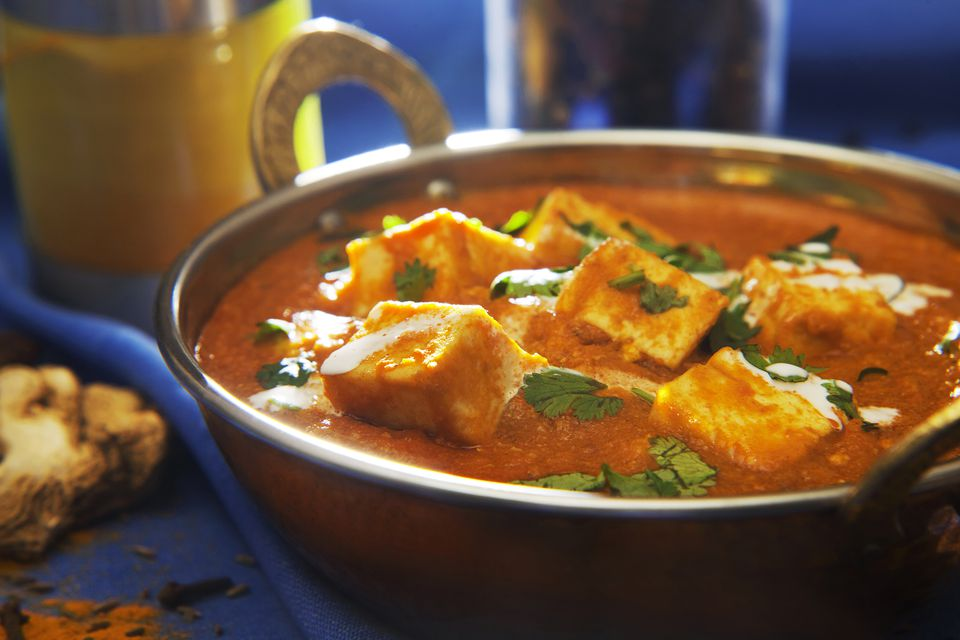 Paneer Makhani or Shahi Paneer , indian food