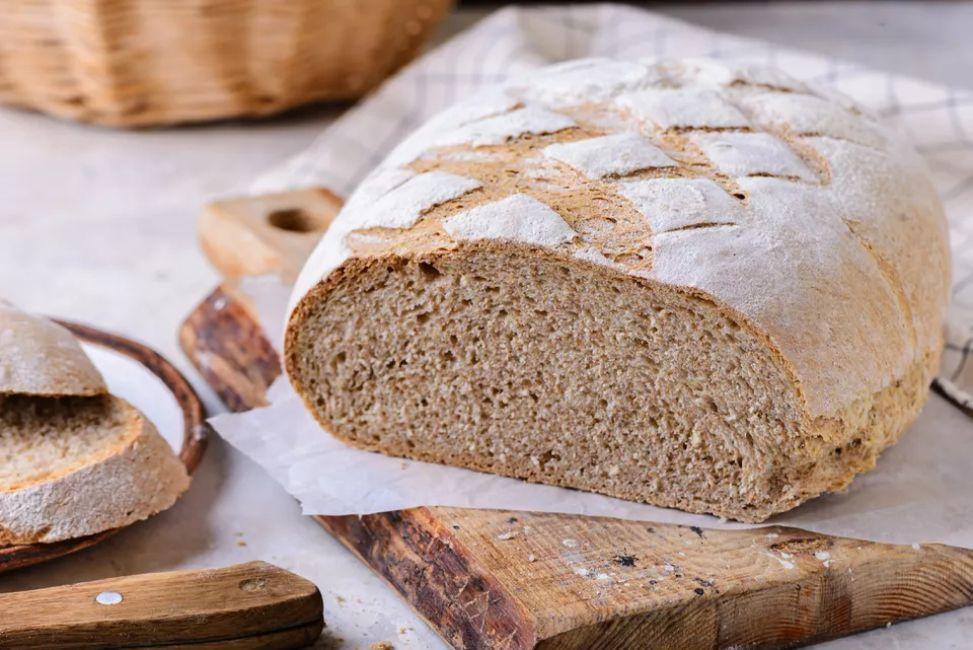 German Farmer's Bread (Bauernbrot)