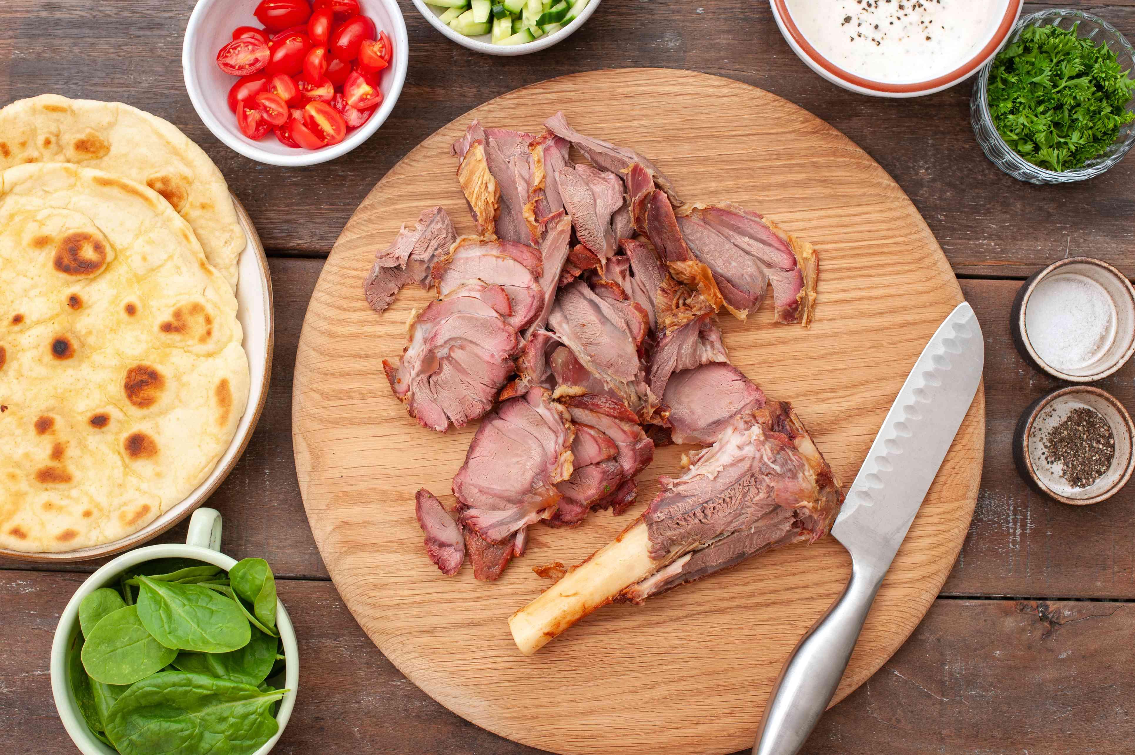 Slice lambshank